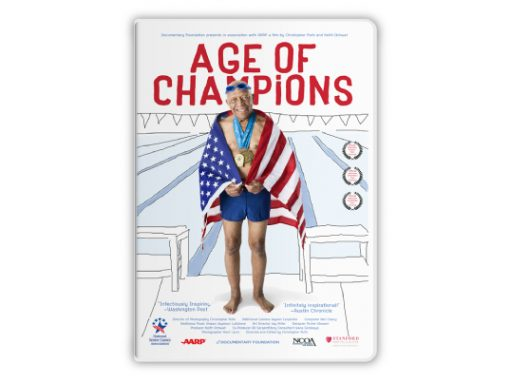 Age of Champions DVD jacket