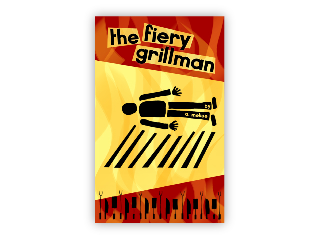 'The Fiery Grillman' ebook cover