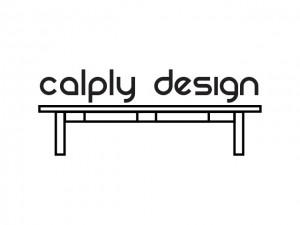 calply design logo
