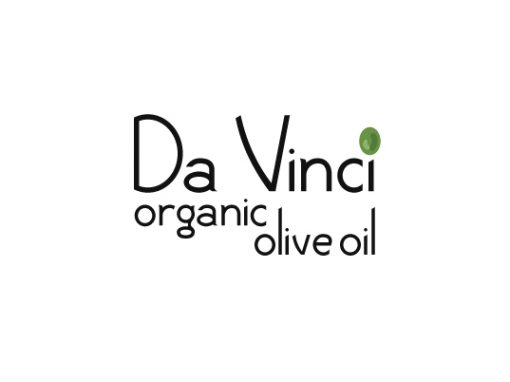 Da Vinci olive oil logo