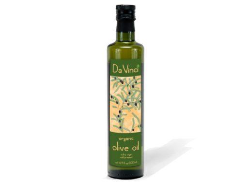 Davinci Olive Oil label
