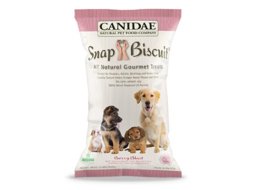 Canidae Snap Biscuit packaging
